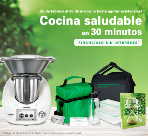 Comprar Thermomix® sin intereses?