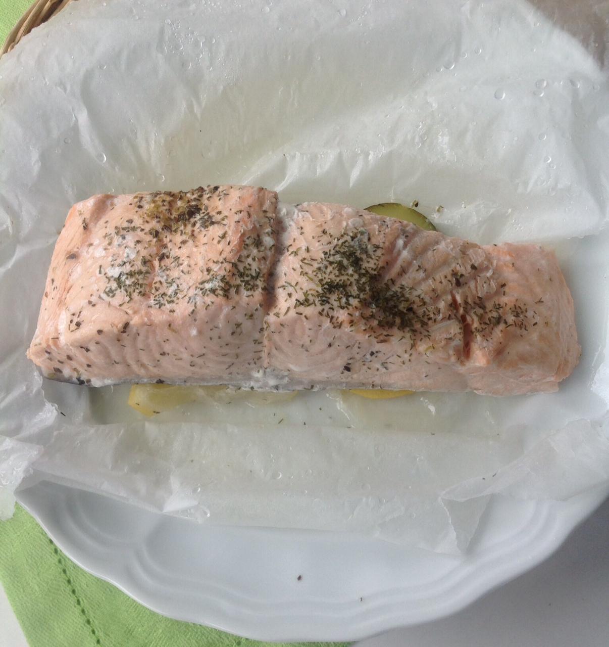 Modos de cocinar el pescado en el varoma