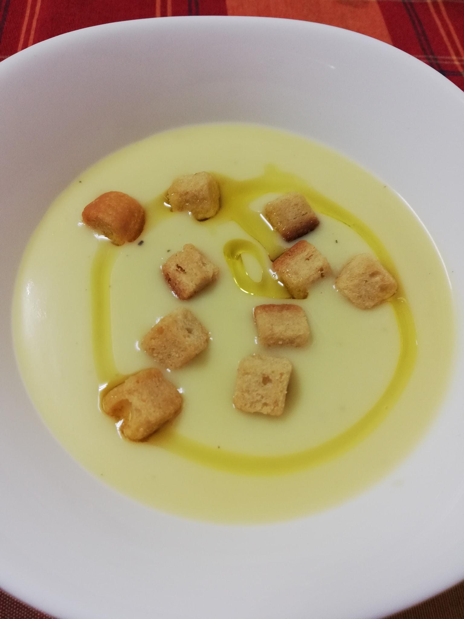 Crema De Calabacín De Darío Con Thermomix Sopas Y Cremas