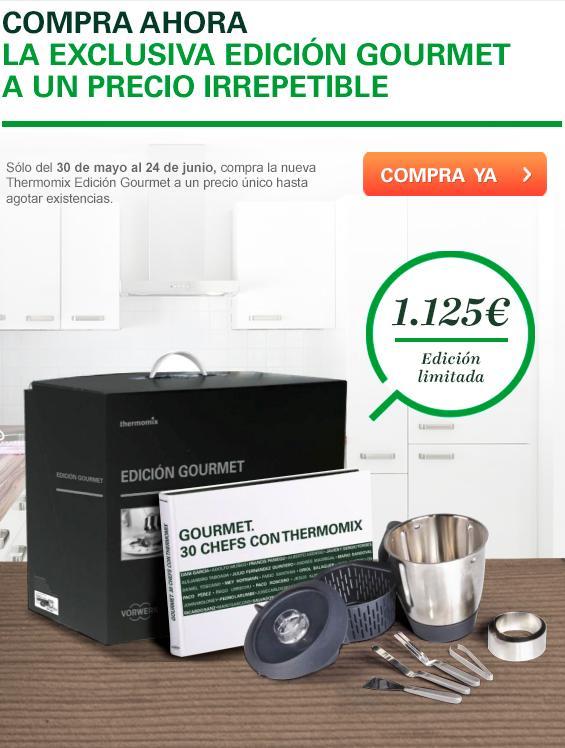 Promocion Edicion Gourmet