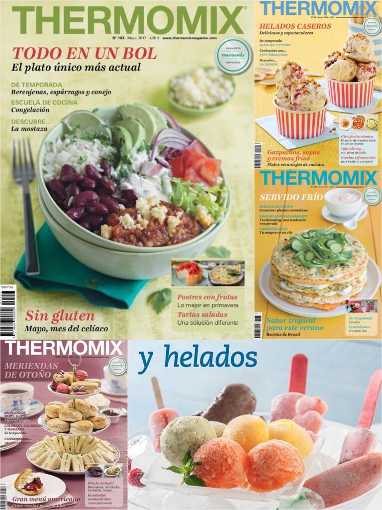 Promoción Suscripción Thermomix® Magazine