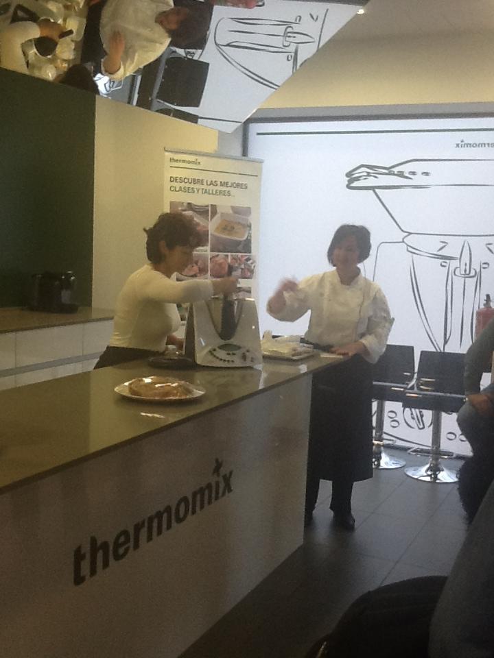 Mayo Espacio Thermomix® Bilbao