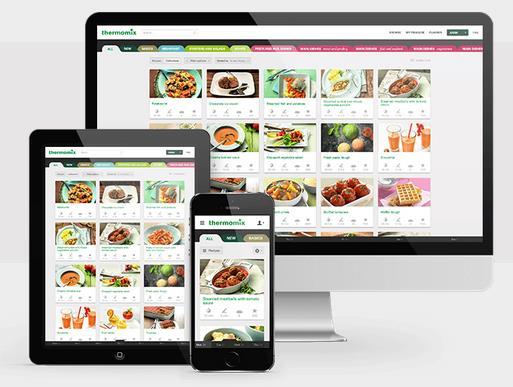 mithermomix¡¡¡ nueva plataforma para los clientes