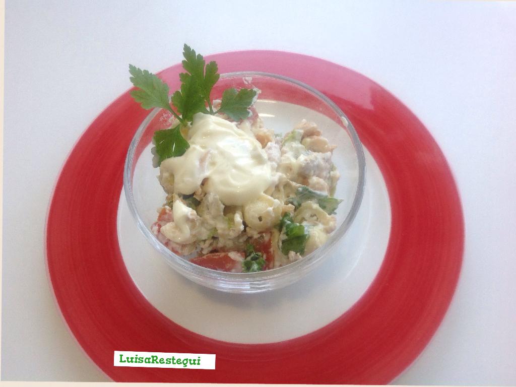 Ensalada de pasta fresca pastas y arroces blog de m - Ensalada fresca de pasta ...