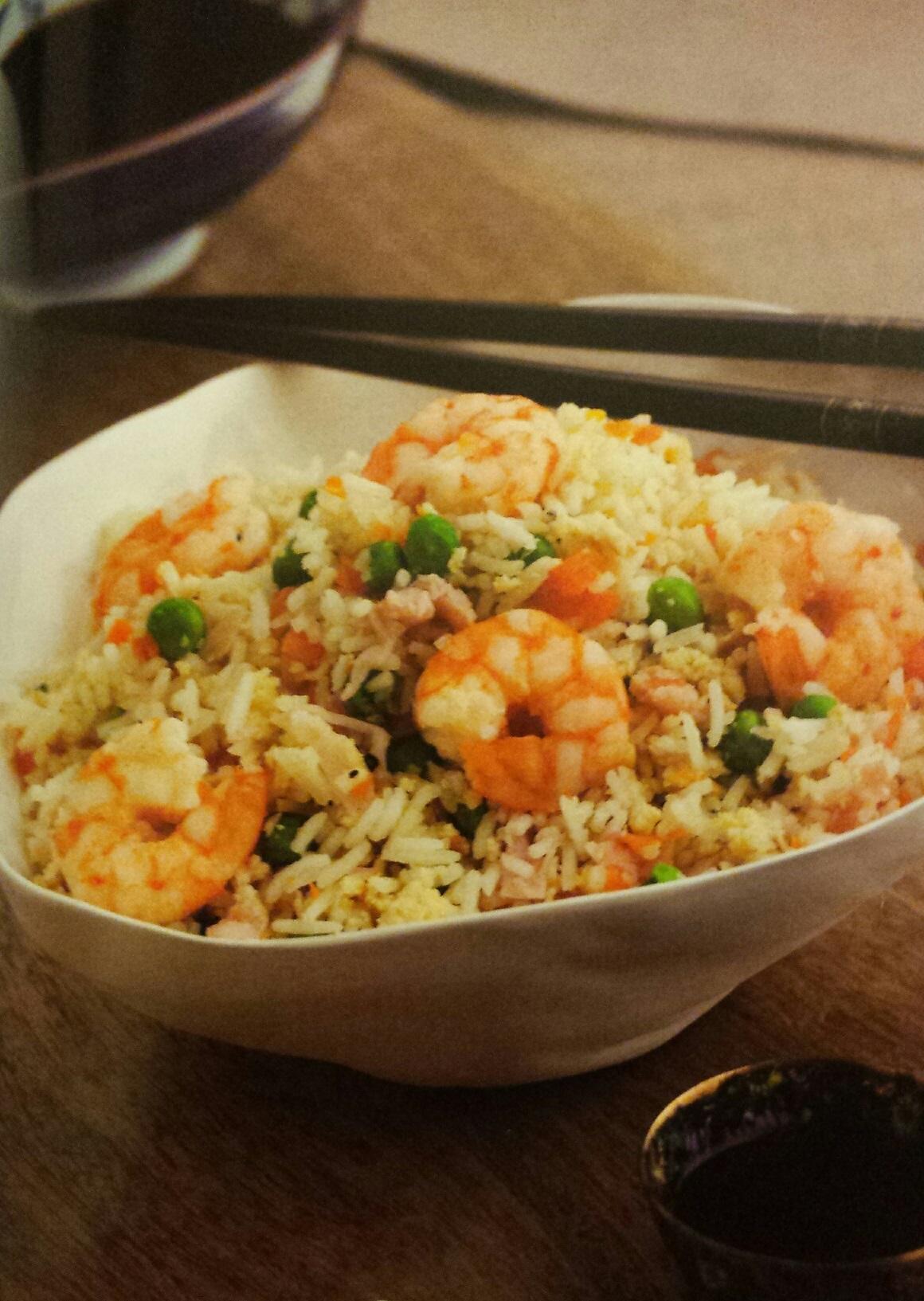 Arroz Cantones o arroz 3 delicias con Thermomix®