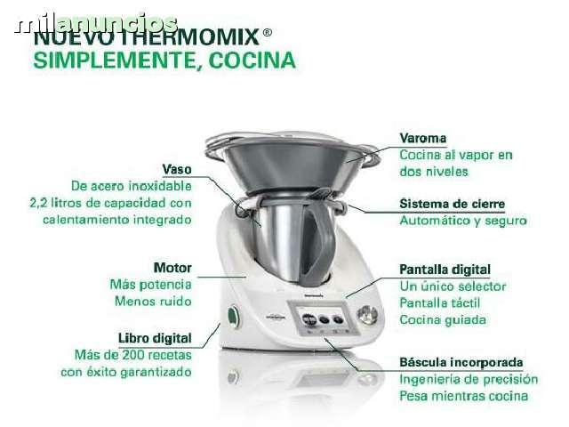 NUEVA Thermomix® TM5!!