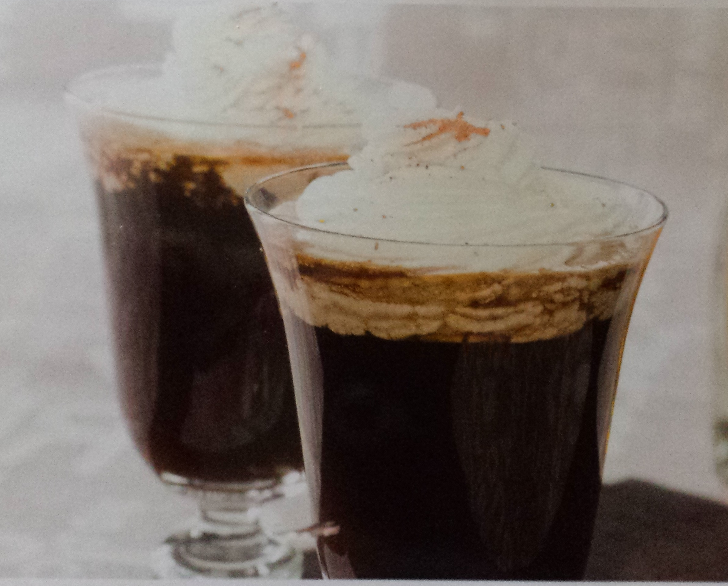 Café irlandés con Thermomix®
