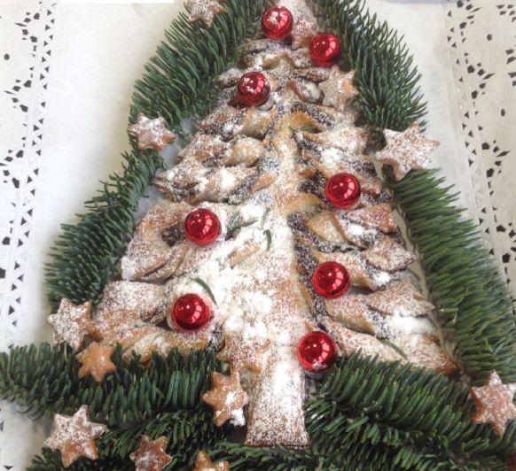 Árbol de Navidad de Chocolate