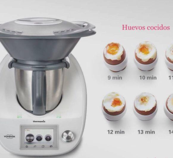 Cocción de huevos