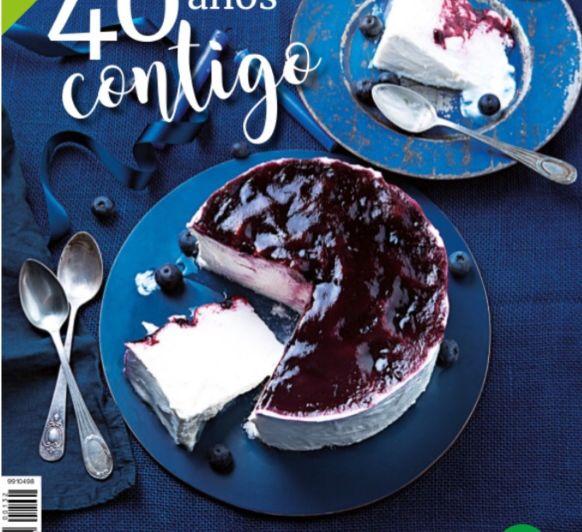 Promoción especial Revista Thermomix® 40 Aniversario