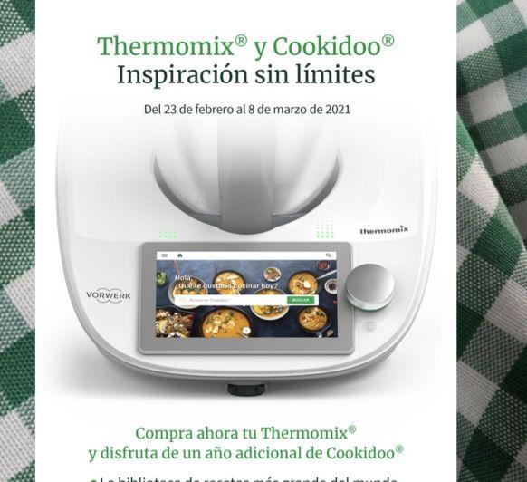 Prueba por 1€ al día y tú decides, Opción Thermomix®