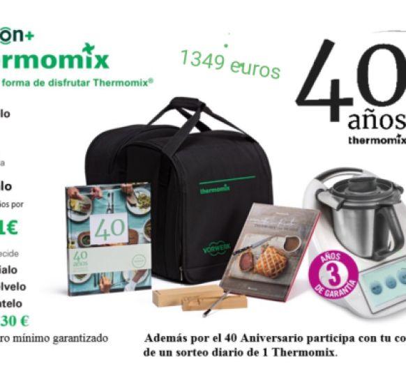 CELEBRACIÓN 40 ANIVERSARIO Thermomix®