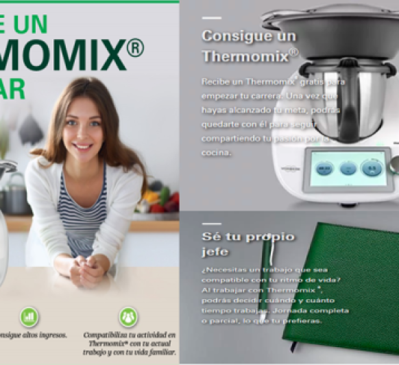 NUESTRA PROPUESTA : TU Thermomix® TM6 GRATIS