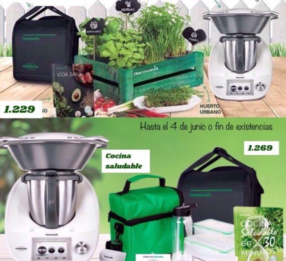 2 Ediciones para elegir: Edición Vida Sana y Edición cocina Saludable