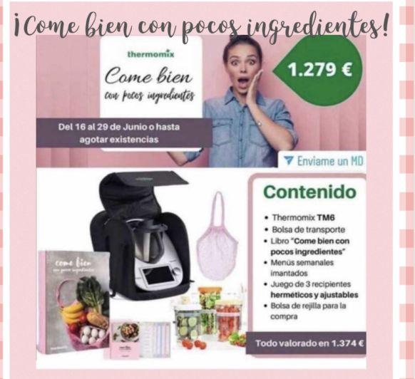 Edición ''Come bien con pocos ingredientes''